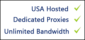 Dedicated Proxies with Unlimited Bandwidth